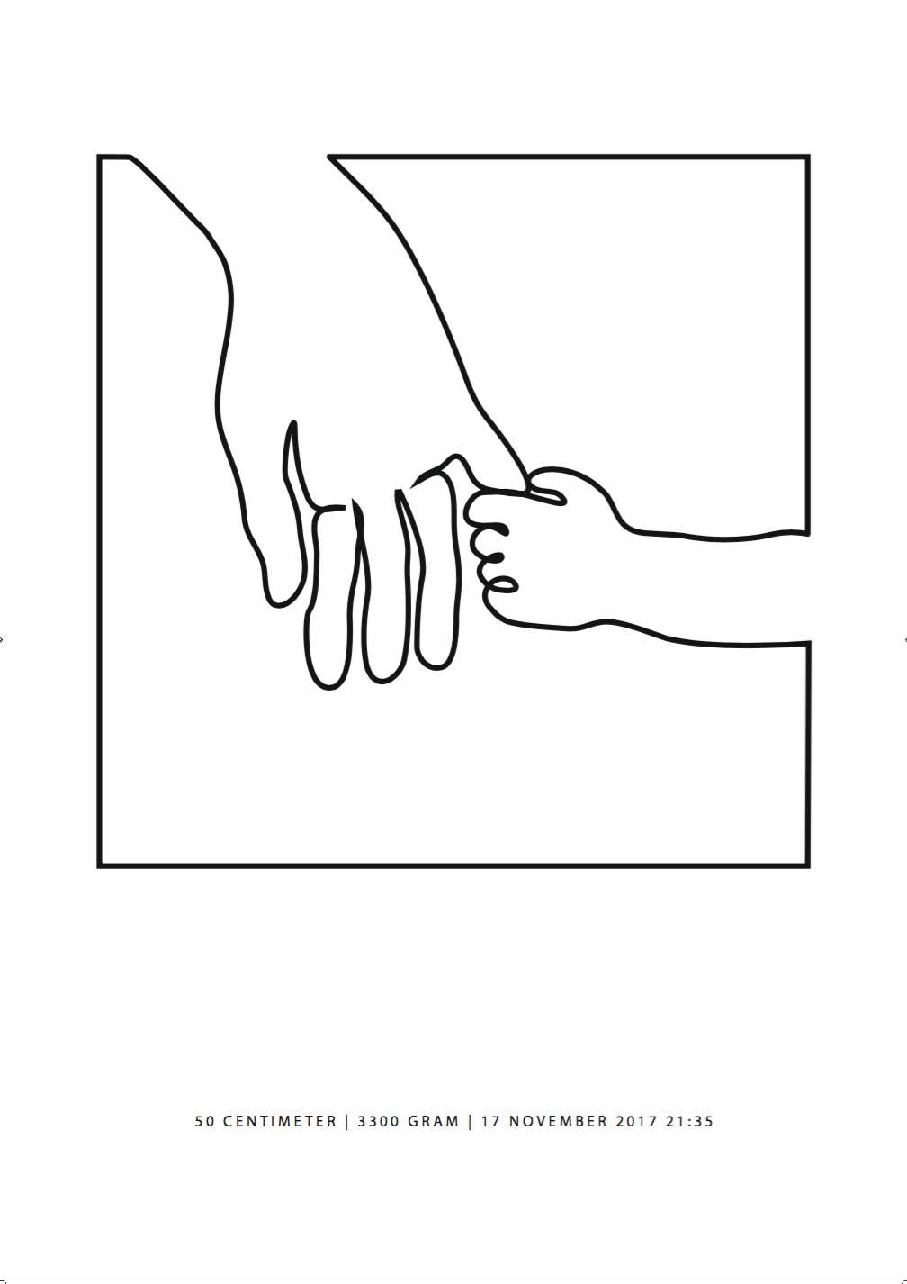 Doptavla händer