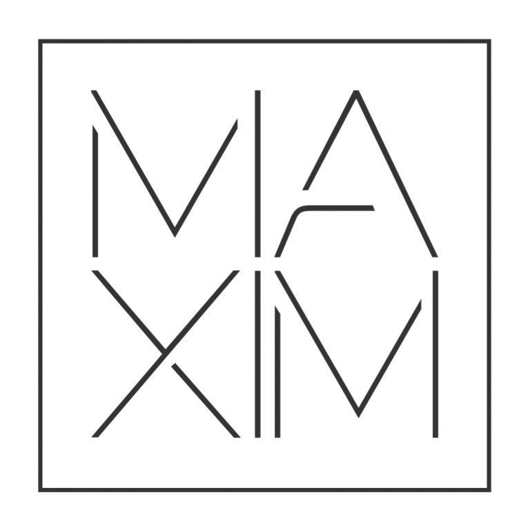 Namntavla Maxim