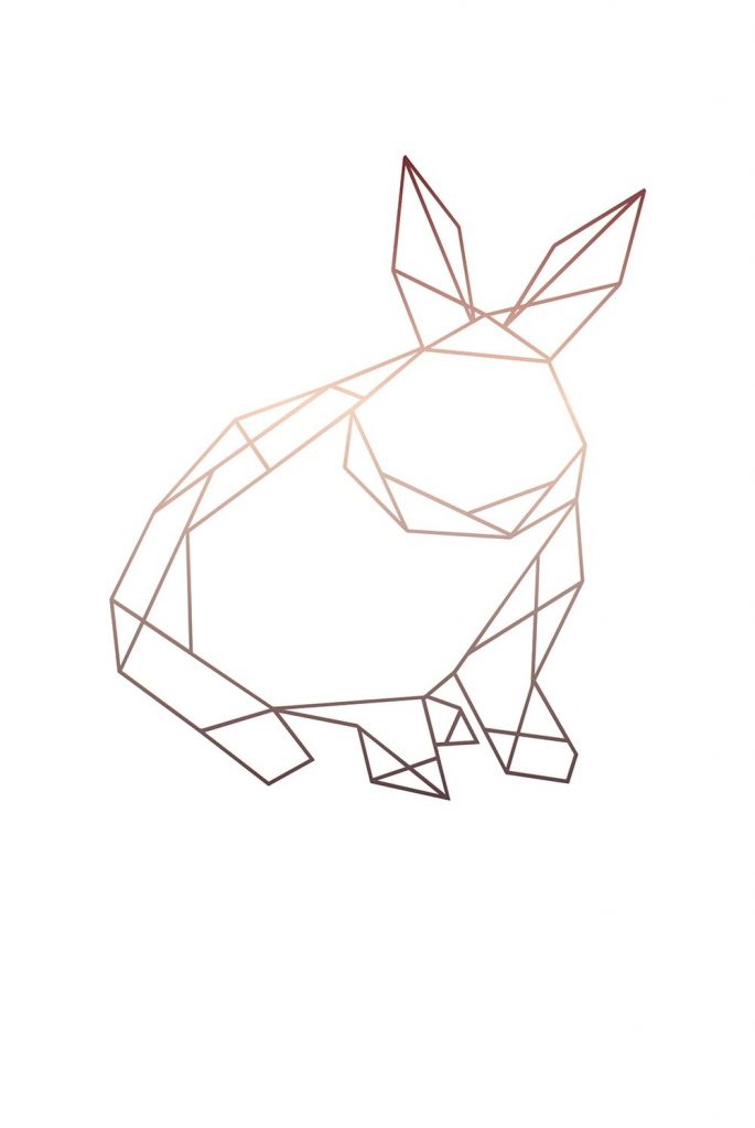 Barntavla kanin