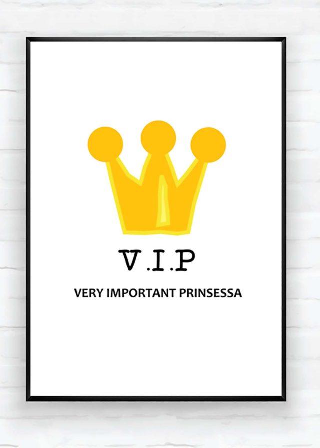 V.I.P - VERY IMPORTANT PRINSESSA