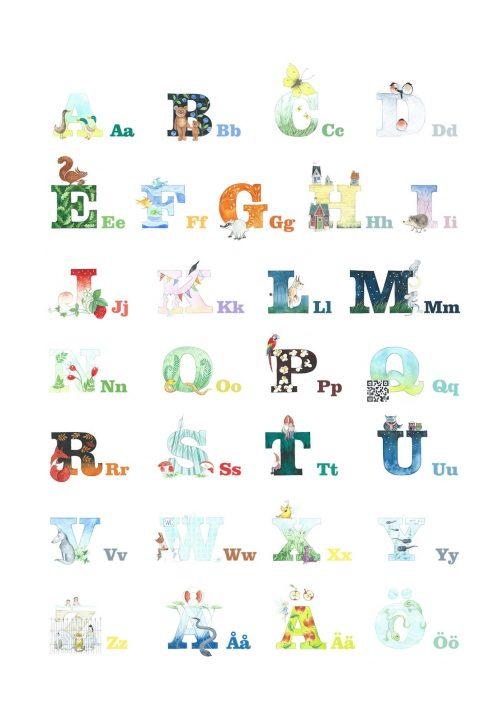 Alfabetstavla