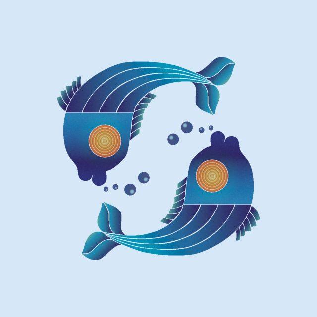 Fisk tavla